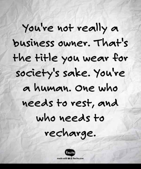 benefits of business breaks